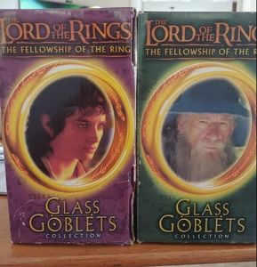 2 new in box vintage sets of Lord of rings giblets